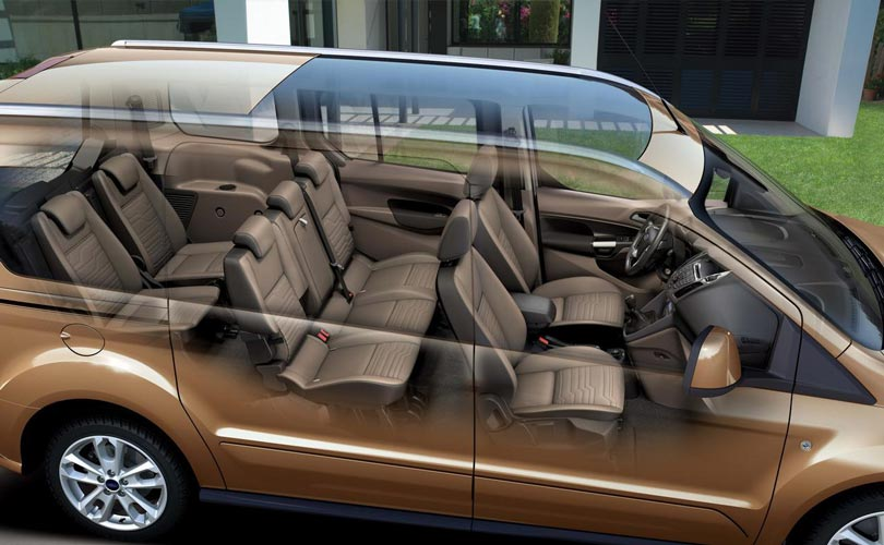 Category Diesel F2   7 Seats Maxi Auto